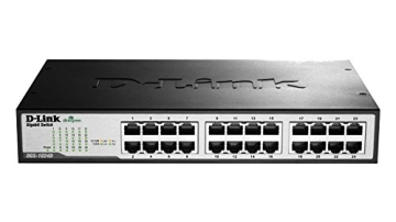 D-Link Gigabit Ethernet Switch 24Port - 1