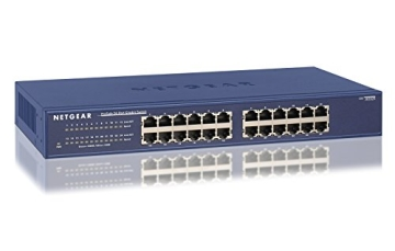 Netgear JGS524-200EUS ProSafe (24-Port Gigabit Ethernet Switch) - 1