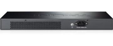 TP-Link TL-SG2424 Gigabit Smart Switch mit 4 Combo SFP Slot (24-Port, lüfterloses Passivkühlkonzept) - 2