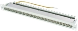 Telegärtner Patch Panel Cat. 6A 24-Port geschirmt -